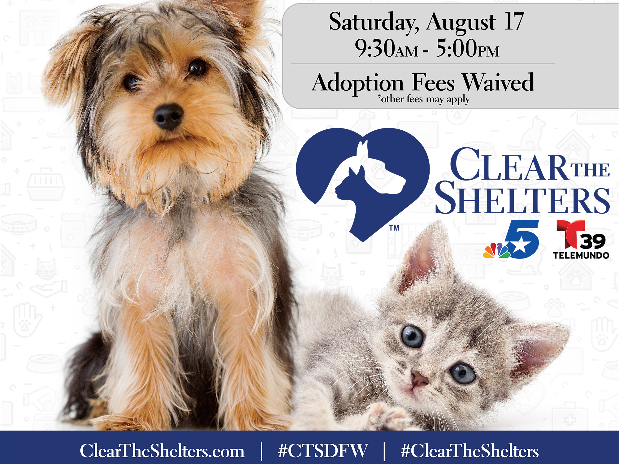 ClearTheShelters org